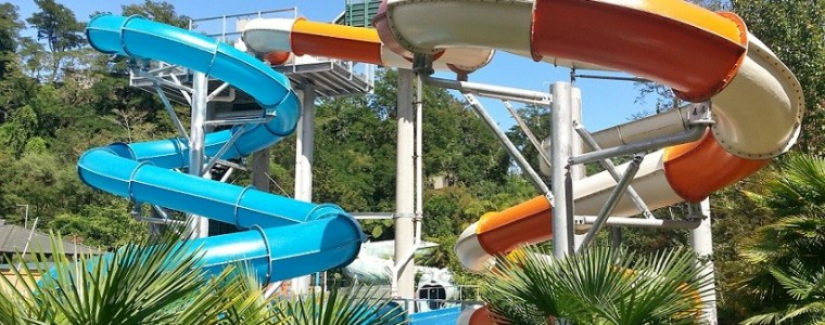 Exciting New Waterpark developments at Taupo DeBretts Spa Resort