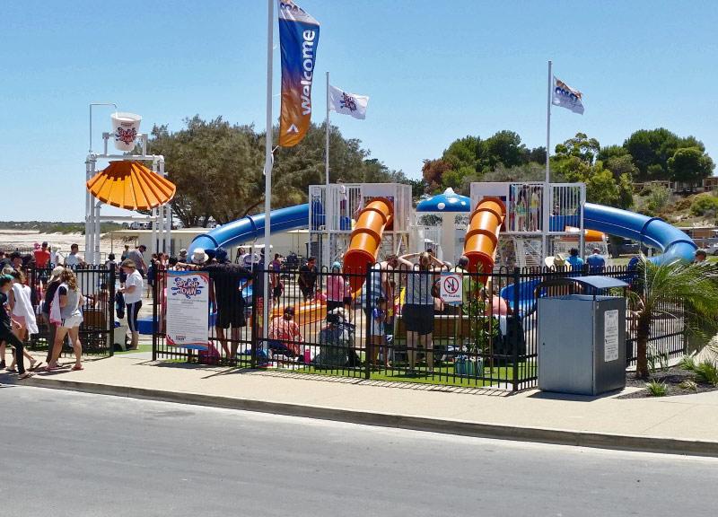 Moonta Bay Waterpark, South Australia