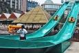 Uphill-RunoutsTwin-Speed-Coaster-Rides-Sunway-Lagoon-KL-Malaysia