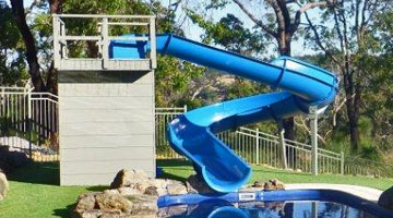 Domestic Water Slides
