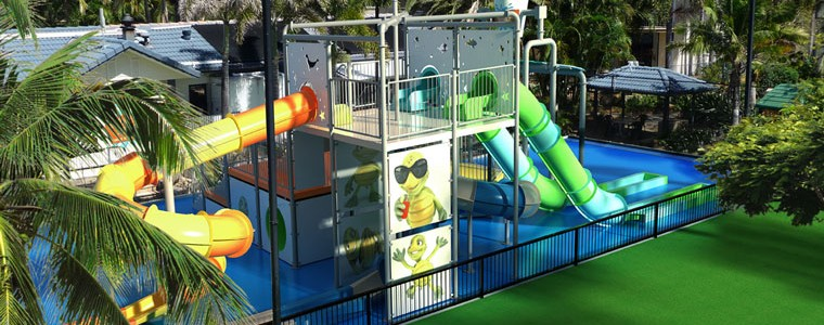 New waterslide – KIPS LS01