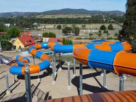 Funfields Recreation Park Tube Rides