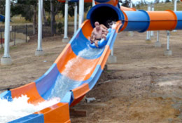 Funfields Recreation Park Waterslides