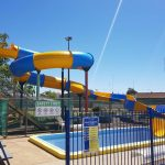 Holland Park Pool, West Wyalong