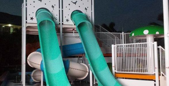 Waterslide Design Inspired By Nature