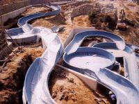 Tub Ride - Waves Waterpark, Beirut, Lebanon