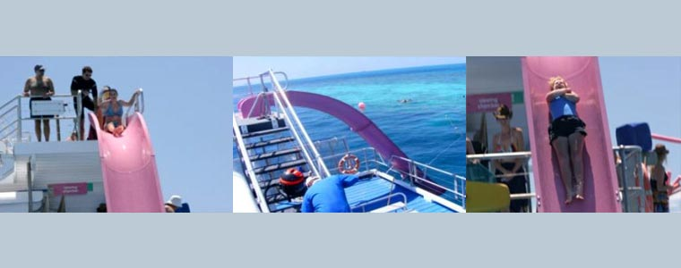 Fantaseas Adventure Cruises, Airlie Beach, North Queensland