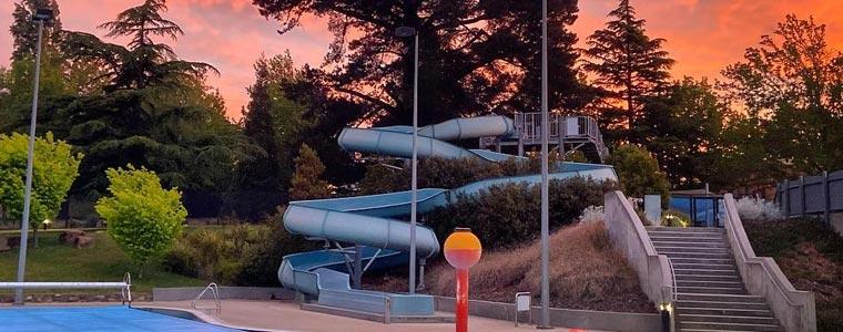 Launceston Aquatic Centre, Tasmania