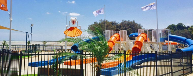 Moonta Bay Children's Waterpark, Moonta Bay, South Australia
