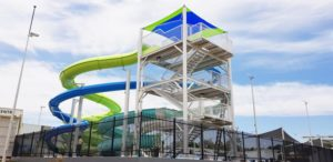 Northam Aquatic Centre Waterslide, Western Australia