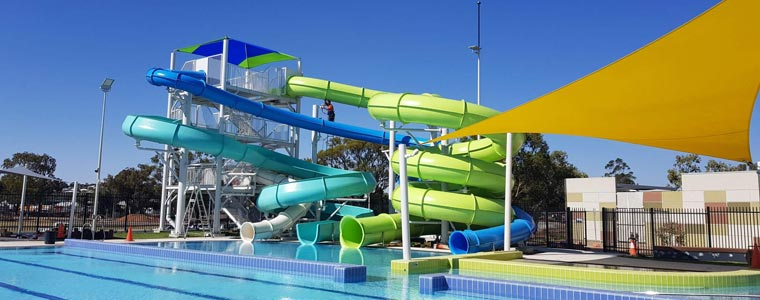 Northam Aquatic Centre, Western Australia