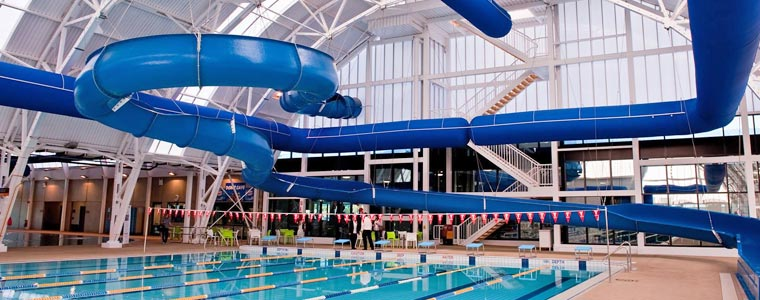 Playford Aquatic Centre, South Australia
