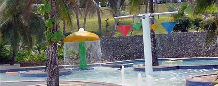Vanuatu Install of Children's Play Equipment
